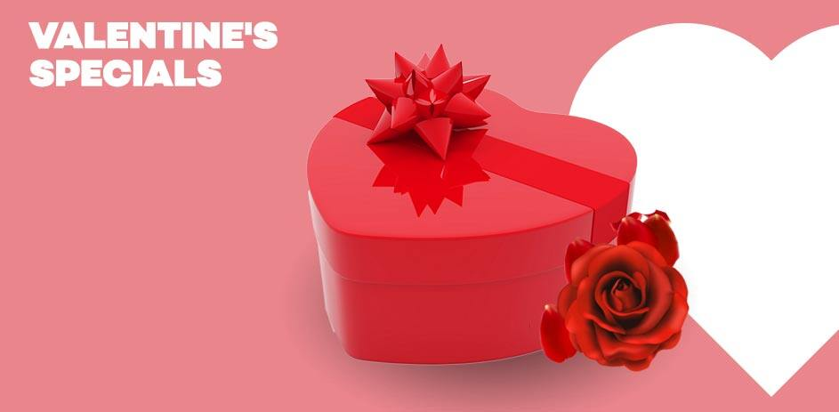exclusive valentines day deals on lazada malaysia, Natural flower