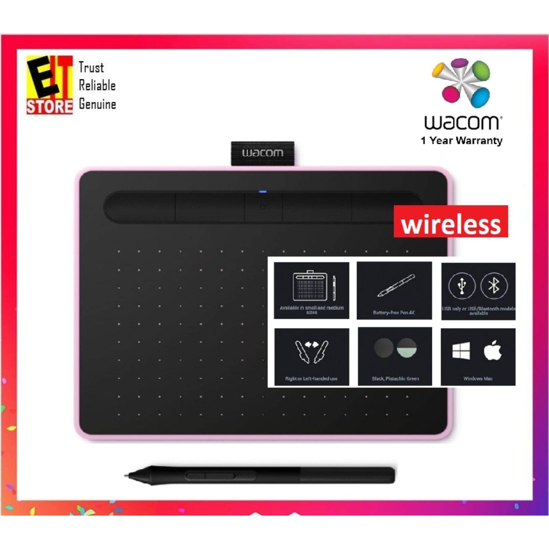 Latest Wacom Tablets for the Best Prices in Malaysia