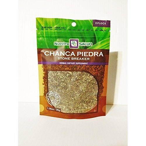 Nuestra Salud Chanca Piedra Herbal tea - Stone Breaker Herbal Tea Ns 3 Pack