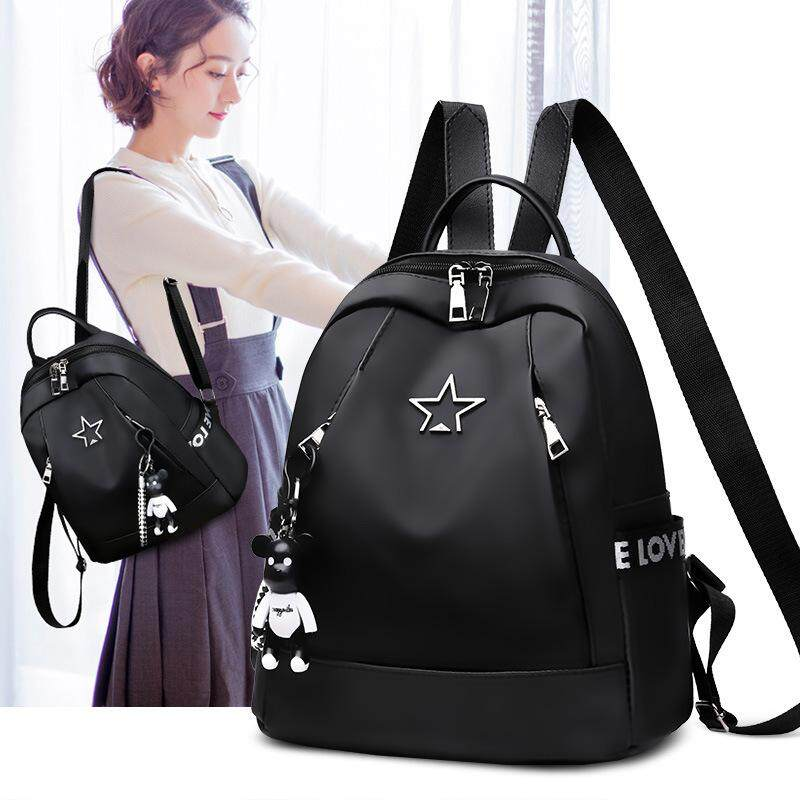 Without Pendant Oxford Cloth Shoulder Bag Female 2018 New Style Korean  Version Of Fashion Joker Simple 57aa03f3e1