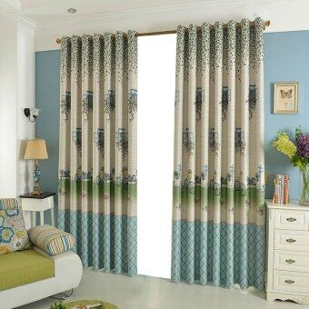 1 panel w1 5 x l2 5 2016 new curtains for dining living for Cool net curtains