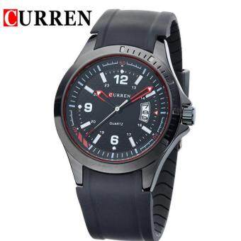 (100% Authentic) Curren 8102 Mens 3ATM Waterproof Quartz ...
