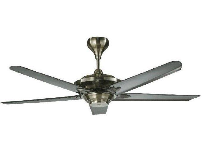 Alpha Ceiling Fan 5 Blades Q8 5b 56 Pwt