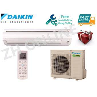 Daikin 3.0HP Air Cond Eco King FTN30P & RN30C @FREE Installation In Klang Valley&Gift