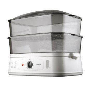 Malaysia Prices TRIO TFS-18 TWO TIER 10+10L FOOD STEAMER