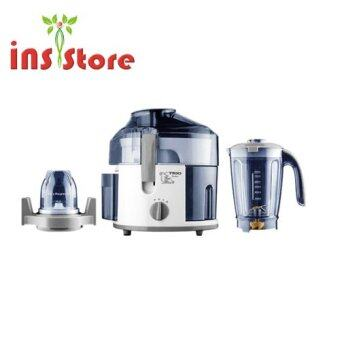 Malaysia Prices Trio TJEX-253 4 in 1 Multi functional Juicer/Smoothie Maker/Blender/Grinder