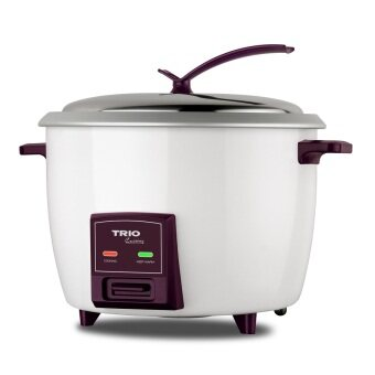 Malaysia Prices Trio Conventional Rice Cooker with Steam Tray TRC-2803