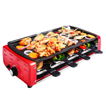Malaysia Prices BY-A Large Double Layer Electric BBQ Grill