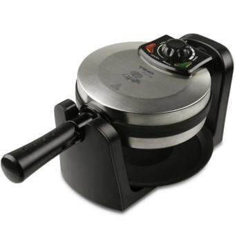 Malaysia Prices Trio Rotating Waffle Maker Polished Stainless Steel ( TWM-85 )