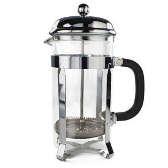 Simple chef stainless steel french press best coffee pot for Harga kitchen set stainless steel