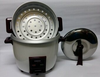 Malaysia Prices Trio 2.8 Liters Rice Cooker TRC-2803