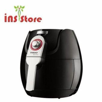 Malaysia Prices Trio TAF 858 Air Healthy Fryer with Rapid Air Technology(Oil Free) Black