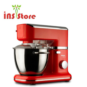 Malaysia Prices Trio TPM-2000 Power Stand Mixer (Red)-1000W