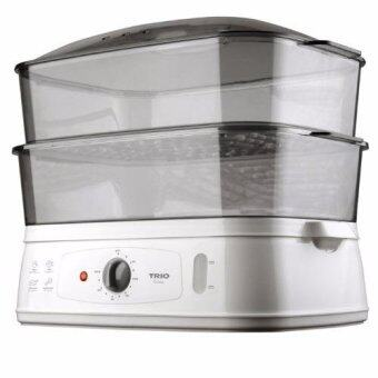 Malaysia Prices TRIO 2-Tier Jumbo Food Steamer (TFS-18)