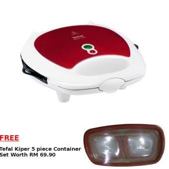 Malaysia Prices Tefal SW6171 Breaktime Waffle Maker