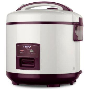 Malaysia Prices Trio Rice Cooker with Steam Tray TJC-183
