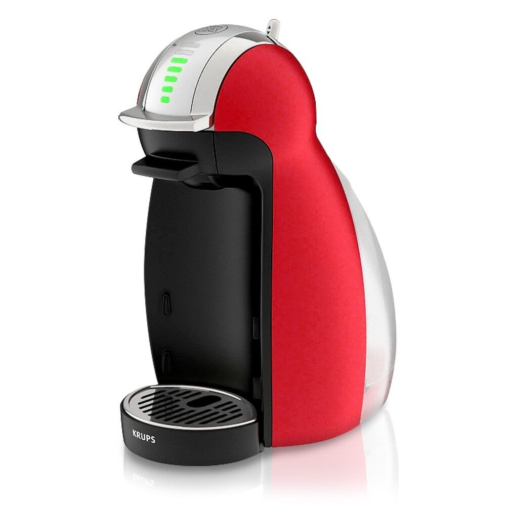Electronic Krups Capsule Coffee Machine capsule coffee machines with best online price in malaysia krups nescafe dolce gusto kp1605 genio 2 maker red