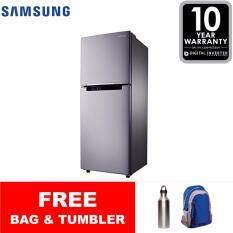 samsung 220l 2 door fridge digital inverter rt20farvdsa free gift