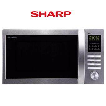 Sharp R754ast Microwave Oven With Grill 25l
