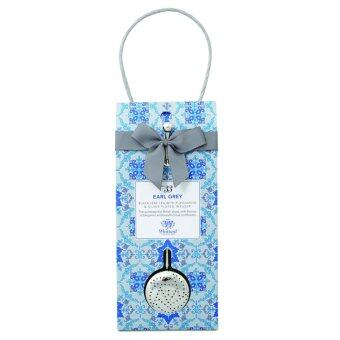 Malaysia Prices WHITTARD OF CHELSEA EARL GREY LOOSE TEA POUCH & SILVER PLATED INFUSER GIFT