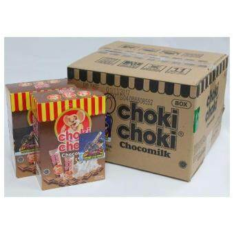 Malaysia Prices CHOKI CHOKI Chocomilk 60 sticks Free 36 Boboiboy Game Card (8 Pack/1Carton Value Buy)