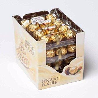 Malaysia Prices Ferrero Rocher Chocolates T3 [16 x T3 Packs] 600g