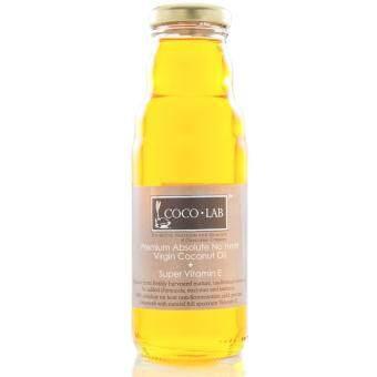 Malaysia Prices Cocoscience Absolute No Heat-Virgin Coconut Oil Vitamin E 250ml
