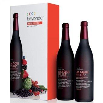 Malaysia Prices Maqui Plus Multi Fruits & Berries Antioxidant Drink (Duo Pack) (750 ml x2)