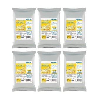 Malaysia Prices Nestle Lemonade Beverage / Drink Mix 360g (Bundle Of 6)