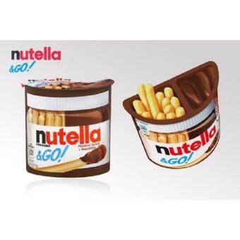 Malaysia Prices Ferrero Nutella & Go! -Carton of 12 Pack