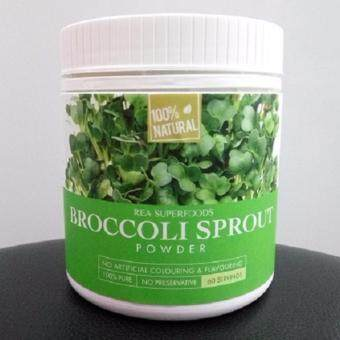 Malaysia Prices Rea Superfood Organic Broccoli Sprout Powder 120g