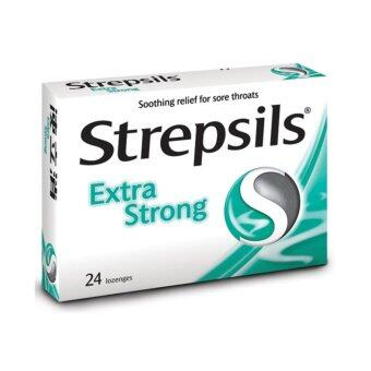 Malaysia Prices STREPSILS EXTRA STRONG 24 X 6S