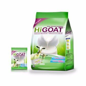 Malaysia Prices HiGoat Instant Goat's Milk Powder 15sachets X 10