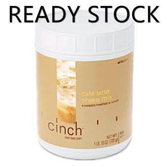 Malaysia Prices Shaklee Cinch Shake Mix - Cafe Latte [FREE SHIPPING 1ST KG] (765g, 15 Servings)-BEST for kurangkan berat badan SLIMMING