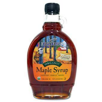 Malaysia Prices COOMBS FAMILY FARMS Organic Maple Syrup Grade B 354ml