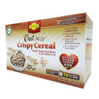 Malaysia Prices BIOGROW BG22 OAT CRISPY CEREALS 12 PACKETS X 2 sets