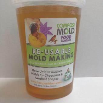 Malaysia Prices Food Grade Composi Mold Re-usable Mold Making 32oz/960ml