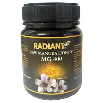 Malaysia Prices Radiant Raw Manuka Honey (Natural) - MG 400