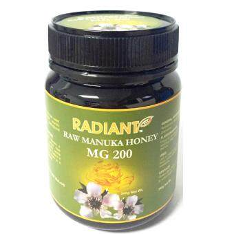 Malaysia Prices Radiant Raw Manuka MG 200, Natural 340g