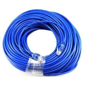 150ft 50m Blue Rj45 Cat5 Cat5e Ethernet Lan Network Internet Computer Patch Cable