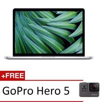 "Apple MacBook Pro 13.3"" Retina Display MF841ZP/A (i5 Dual core-2.9GHz, 8GB, 512GB, Intel Iris, OS X El Capitan) FREE GoPro Hero 5"