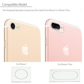 [for iPhone 7 ] 9H Tempered Glass Back Rear Camera Lens Cover Film Protector For iPhone 7