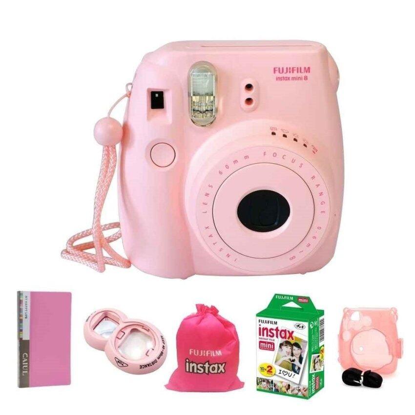 fujifilm instax mini 8 pink lazada malaysia. Black Bedroom Furniture Sets. Home Design Ideas