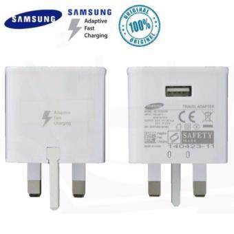 (Genuine) Samsung Travel Adapter 15W Fast Charger + Micro USB cable