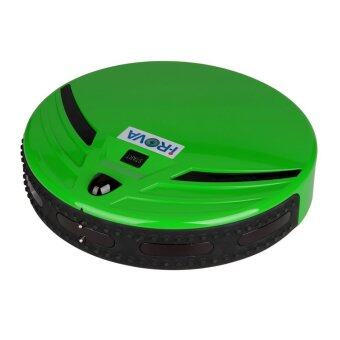 I-ROVA Robot Vacuum Cleaner XR510C Green