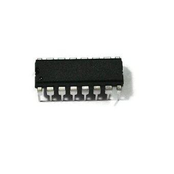 Rahsia MCP3008 - 8-Channel 10-Bit ADC With SPI Interface