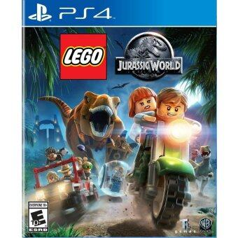 Malaysia Prices PS4 Lego Jurassic World (ENGLISH)