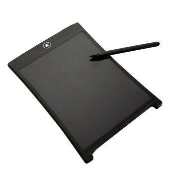 Malaysia Prices 12 inch LCD Writing Tablet Board Electronic Small Blackboard Paperless Office Writing Board with Stylus Pens Black (Intl)