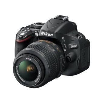 (IMPORT) Nikon D5100 Kit 18-55mm Lens 16.2MP