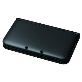 NINTENDO 3DS XL BLACK REFURBISH MOD WITH MH GENERATION GAME INSTALL
